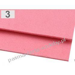 PIANKA DO DEKORACJI 2 mm arkusz 20x30cm - różowy