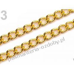 Łańcuszek 0,5x120 cm do torebek - kolor złoty