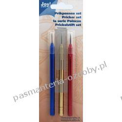 Komplet 3 ołówków do przekłuwania Joy