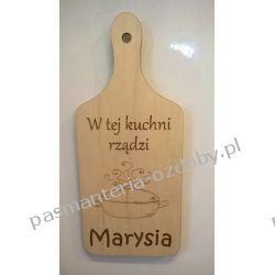 MAGNESY NA LODÓWKĘ (W tej kuchni rządzi Marysia [lub dowolne imię])