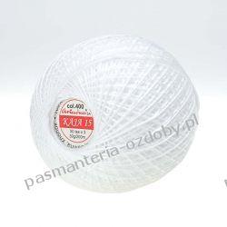 KORDONEK nici KAJA 15 ARIADNA 50x3 30g/200m - biały (400)