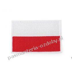 Naprasowanka -naszywka flaga  - Polska