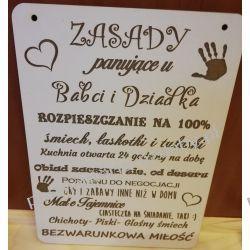 Dzień Babci i Dziadka - ZAWIESZKA ZASADY PANUJĄCE...