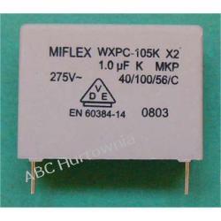 Kondensator WXPC-105K X2 1uF