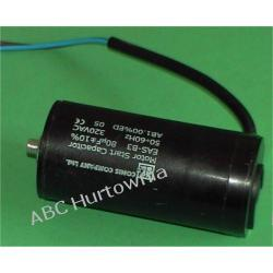 Kondensator rozruchowy 80uF