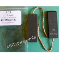 Szczotka węglowa 5x13,6x40 (A21)
