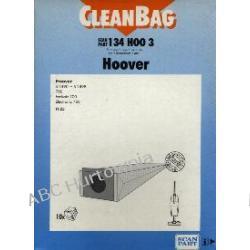 Worki KPL/10szt do odkurzaczy HOOVER, S2490-S2498, 700, EXCLUSIV 700, ELECTRONIC 750, H25  NR 134HOO3