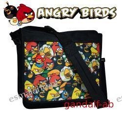 Angry Birds Torba Na Ramię Listonoszka