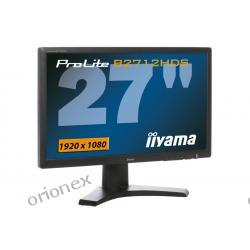 "MONITOR LCD IIYAMA 27"" PLB2712HDS-B1 BLACK WIDE FULL HD"