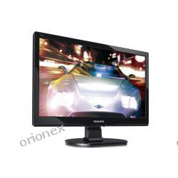 "MONITOR LCD PHILIPS 18.5"" 192E1SB BLACK WIDE"