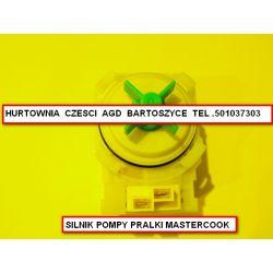 SILNIK ,POMPA PRALKI MASTERCOOK  PFD-1284  --rozne pompy pralek-wszystkie rodzaje pomp