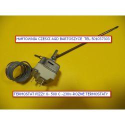 TERMOSTAT PIECA ,PIEC PIZZY PIZZA 0-508 C - 230v wzmocniony -ceramiczny -ROZNE TERMOSTATY-WSZYSTKIE