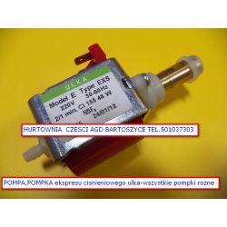 Pompa pompka ULKA EP5 48W ekspresu cieśnieniowego -ROZNE pompki-WSZYSTKIE