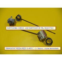 TERMOSTAT PIECA ,PIEC PIZZY PIZZA 0-455 C - 230v wzmocniony -ceramiczny -ROZNE TERMOSTATY-WSZYSTKIE