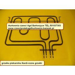 GRZALKA gorna PIEKARNIKA NARDI PODWOJNA- MOC 2600WAT-  modele FRA 404BR-NARDI- -PYTAJ JAKA CHCESZ-PODESLIJ ZDJECIE -rozne wszystkie grzalki piekarnikow