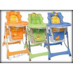 Krzesełko do karmienia BabyOno 2858K