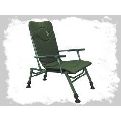 Fotel karpiowy Elektrostatyk F 8R