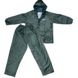 Комфортный дождевик для сырой погоды, в комплекте куртка и...