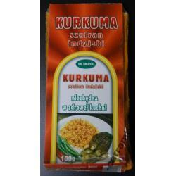 Kurkuma szafran indyjski!!! 100g.