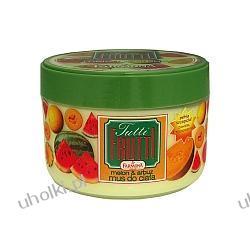 FARMONA Tutti Frutti Mus do ciała Melon & Arbuz - pełnia szczęścia! zawiera fitoendorfiny 300 ml