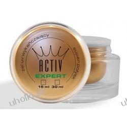 ACTIV Expert, Bezbarwny, jednofazowy żel wykańczający do stylizacji paznokci, 15 ml
