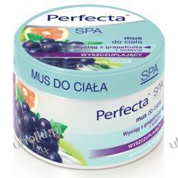 DAX Perfecta SPA, Wyszczuplający mus do ciała z wyciągiem z grapefruita, 225 ml