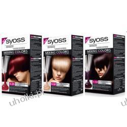 SYOSS Mixing Colors, Profesjonalna farba do włosów, 1 op.