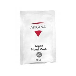 ARKANA Argan Hand Mask, Arganowa maska regenerująca do dłoni, 10 ml...