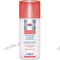 FARMONA Dermacos Anti Redness płyn micelarny do demakijażu i oczyszczania skóry twarzy  do skóry naczynkowej, z rumieniem
