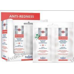 FARMONA Dermacos Anti Redness Dwupak - delikatny peeling enzymatyczny + maseczka obkurczająca naczynka