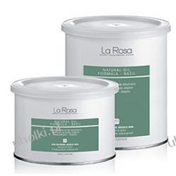 La Rosa, Micromica wosk do depilacji w puLa Rosa, Natural Formula wosk do depilacji w puszce, do kazdego rodzaju włosa, 400 mlszce, do mocnych i krótkich włosów, 400 ml