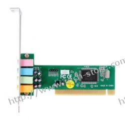 KARTA MUZYCZNA PCI MiNt 3D 4 KANAŁY (BULK)