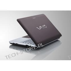 SONY VAIO VPC-W21S1E/T Atom N450 1GB 10,1 250GB NV3150 Win7 Starter (BIAŁO-BRĄZOWY)