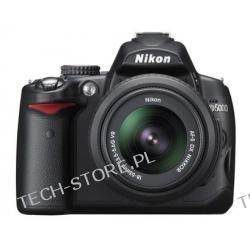 APARAT NIKON D5000 + AF-S DX18-55MM F/3.5-5.6G VR