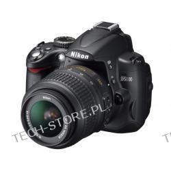 APARAT NIKON D5000 KIT +dwa obiektywy:AF-S DX18-55mm VR+55-200mm VR