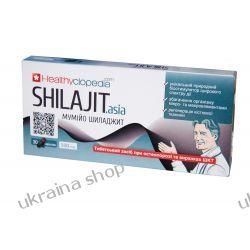 Mumio SHILAJIT, Mumijo z Gór Tien Szan, 30 kapsulek/ 500 mg Mydła