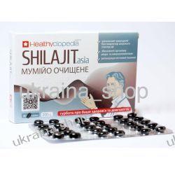 ORYGINALNE MUMIO SHILAJIT Z GÓR TIEN SZAN, MUMIJO, 30 tabletek/ 200 mg