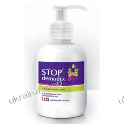 MYDŁO STOP DEMODEX - DEMODEKOZA, NUŻYCA, 270 ml