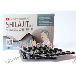 MUMIO, MUMIJO SHILAJIT Z GÓR TIEN SZAN, 60 tabletek/ 200 mg - 100% ORYGINALNE