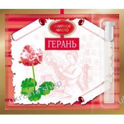 OLEJEK GERANIOWY (GERANIUM, PELARGONIUM), 100% NATURALNY 1,3 ml Kremy i maści