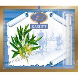 OLEJEK KAJEPUTOWY (KAJEPUT), 100%  NATURALNY, 1,3 ml Mydła