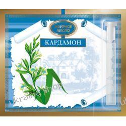 OLEJEK KARDAMONOWY, KARDAMON, 1,3 ml, KRYM - 100% NATURALNY