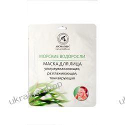 Maska Bio-Celulozowa Ultranawilżająca, Wygładzająca ALGI MORSKIE, Aromatika Mydła
