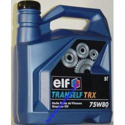 OLEJ ELF TRANSELF TRX NFP 75W80 5L PRZEKŁADNIOWY