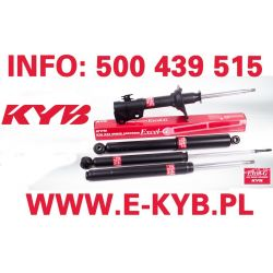 KYB 334826 AMORTYZATOR CITROEN C2 09/03 - / C3 04/02 - / PEUGEOT 1007 04/05 - PRZOD LEW GAZ EXCEL-G * KAYABA...