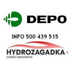 4050M04 DE 4050M04 LUSTERKO VW TRANSPORTER T-4 9/90-7/96 LUSTERKO ELEKTRYCZNE PLASKIE, LEWE SZT DEPO ABAKUS LUSTERKA DEPO [900889]...