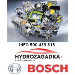 0 432 133 802 BO 0432133802 WTRYSKIWACZ AUDI A6/A8/ALL ROAD 2.5 TDI 2000 - (STERUJACY) SZT BOSCH WTRYSKI BOSCH [911667]...