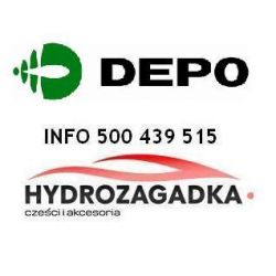 212-11C9R-LD-E DE 212-11C9R-LD-E REFLEKTOR TOYOTA COROLLA 02-07 REGULACJA ELEKTR. 4DRZ. 2001-2003 HB3/H7 PR SZT DEPO ABAKUS OSWIETLENIE DEPO [916806]...
