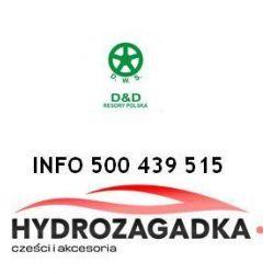 1500393 1500393 SPREZYNA ZAWIESZENIA PRZOD OPEL ASTRA/VECTRA B 2,0 16V LUBLIN SZT D&D SPREZYNY...