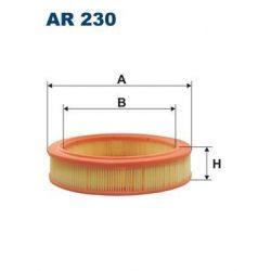 AR 230 F AR230 FILTR POWIETRZA FIAT PANDA SEAT IBIZA 0,9 SZT FILTRY FILTRON [850023]...